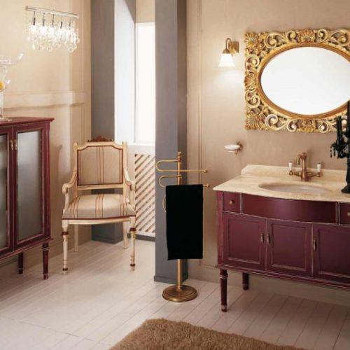 Фото Зеркало для ванной Milady, Италия