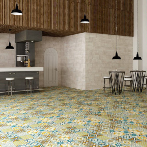 Фото Керамічна плитка Heritage, Іспанія