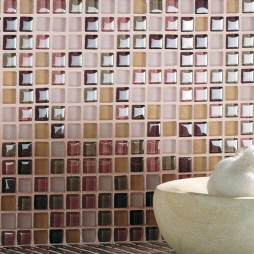 Фото Мозаика плиточная на стену. Коллекция Crystal, Италия