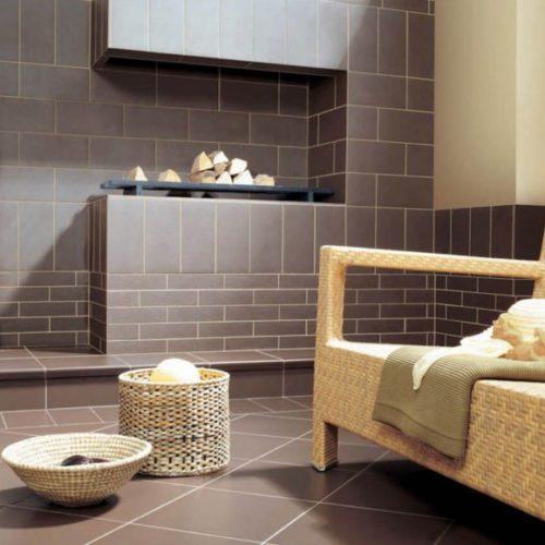 Фото Плитка клинкерная глазурованная для стен, пола, ступеней. Коллекция Natural Brown, Польша
