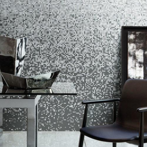 Фото Мозаика из венецианского стекла. Коллекция Shading Blends, Италия