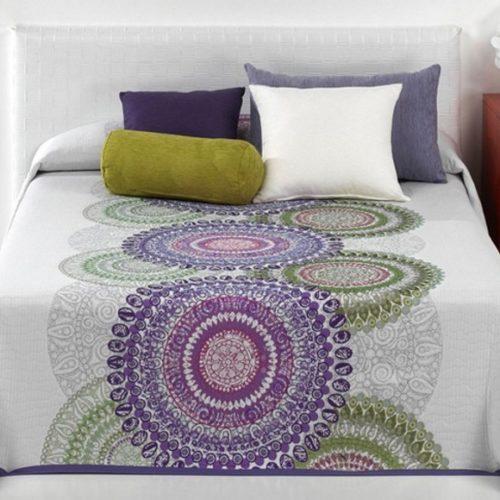 фото Покривало для двоспального ліжка. Колекція Peplum, Іспанія