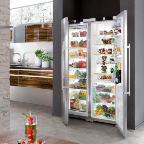 фото Холодильник отдельностоящий Liebherr, Германия