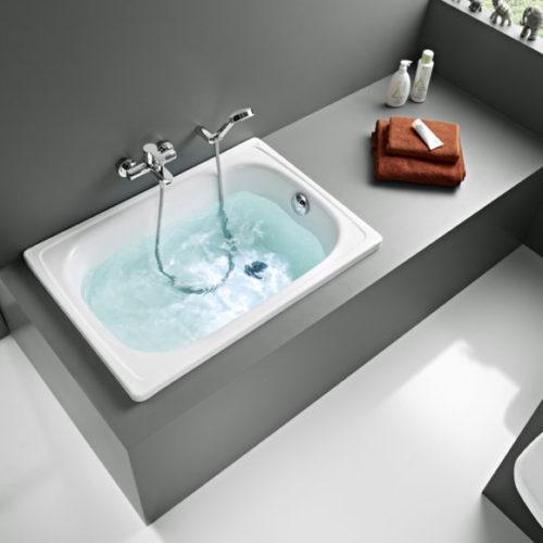 Фото Сидячая ванна 100 см Contesa, Испания