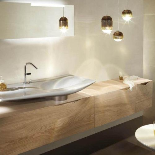 Фото Мебель для ванной Stillness, Франция