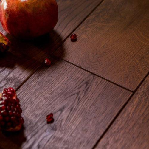 Фото Масивна дошка. Дуб натуральний під маслом. Ширина планки 140 мм. Класична колекція, Україна