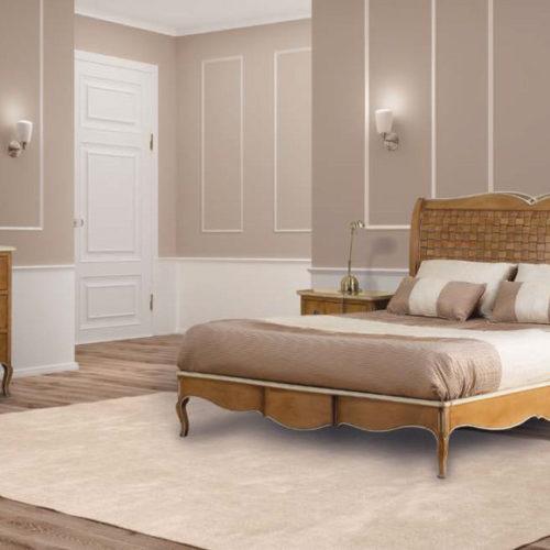 фото Спальня в классическом стиле. Массив. Коллекция Dalila, Португалия