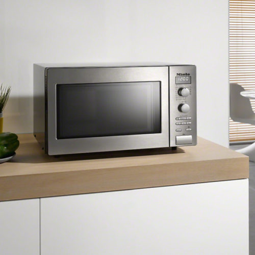 фото Отдельностоящая микроволновая печь Miele