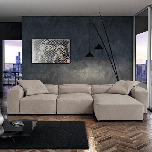 фото Диван угловой. Коллекция Manhattan, Италия