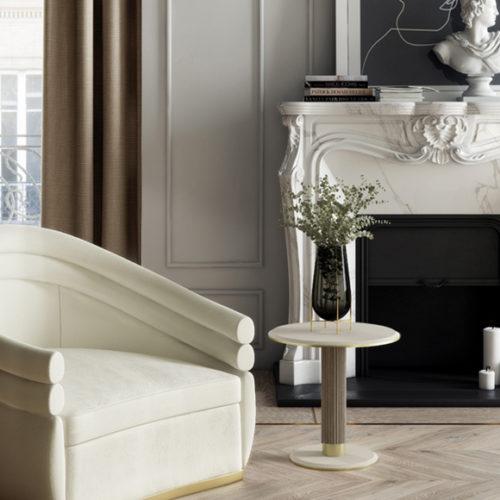 фото Мебель для зоны отдыха. Кресло и журнальный столик из коллекции Аim, Португали