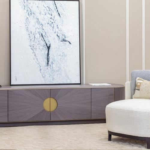 фото Мебель для гостиной. Кресло и диван. Натуральное дерево, эксклюзивная ткань. Коллекция Аllure, Португалия