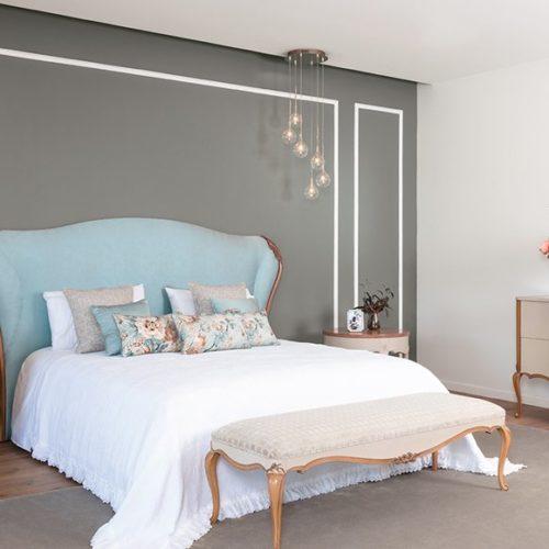 фото Комплект мебели для спальни. Натуральное дерево, ручная резьба. Коллекция Florence, Португалия