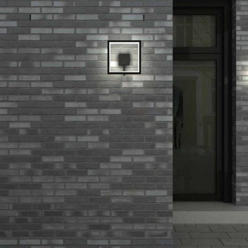 Светильник настенный уличный