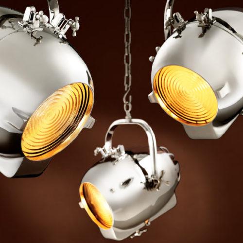 Люстры дизайнерские подвесные