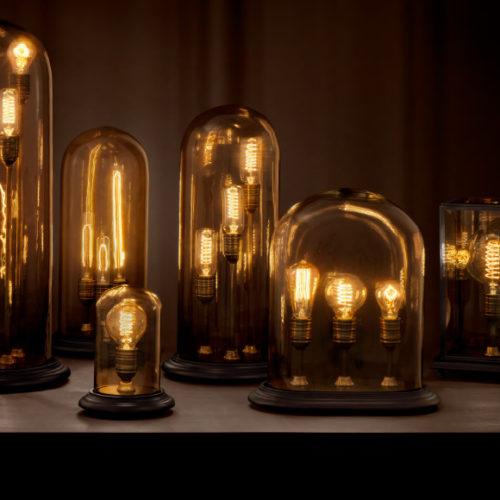 Лампы настольные в стиле Лофт
