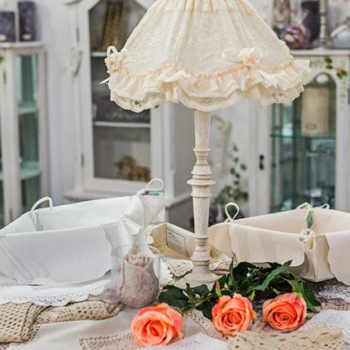 Столовый текстиль Home. Салфетки и хлебницы из хлопка, Италия