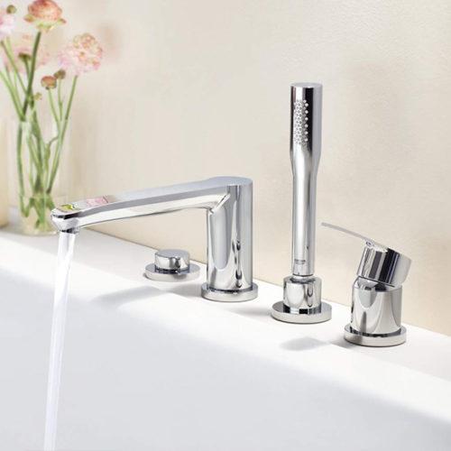 Фото Смесители для ванной, раковины, душа. Коллекция Eurostyle, Германия