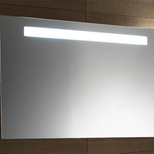 Фото Зеркало с LED подсветкой и сенсором движения. Коллекция Jacob, Франция