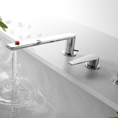 Фото Смеситель для ванной. Коллекция Сlass, Испания