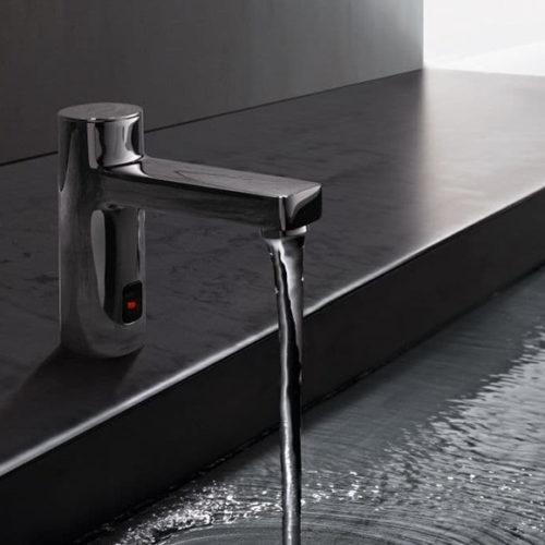 Фото Смеситель для раковины, ванны, душа. Коллекция Zenta, Германия