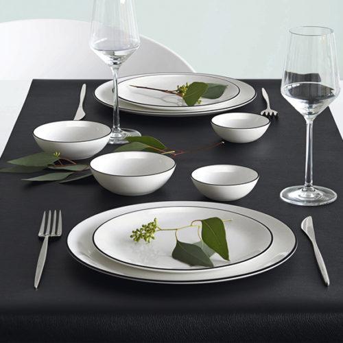 Блюда, тарелки, пиалы. Фарфор. Коллекция AsaTable, Германия