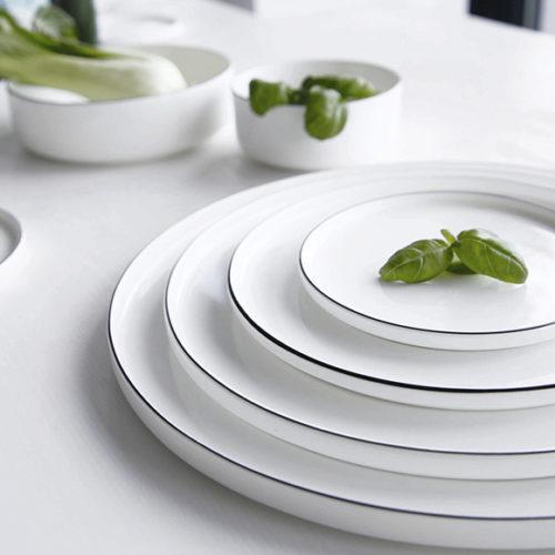 Блюда, тарелки, пиалы. Фарфор. Коллекция Asa Oco, Германия