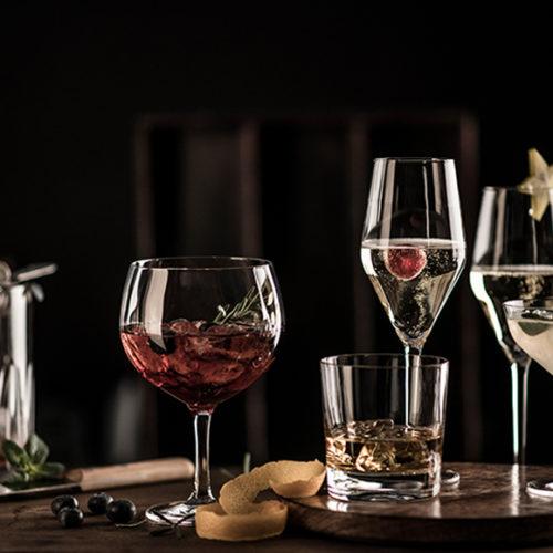 Келихи для вина. Кришталь Schott. Колекція Bar Special, Німеччина