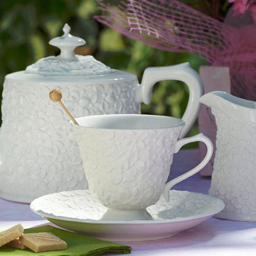 Сервиз чайный. Итальянский фарфор Henriette. Коллекция Dalida