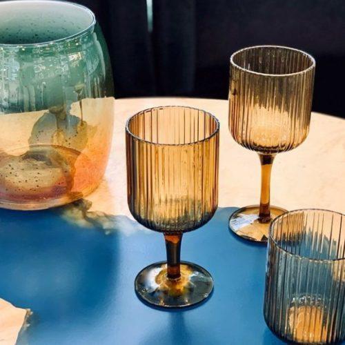 Склянки, келихи і тарілки Pomax, Бельгія