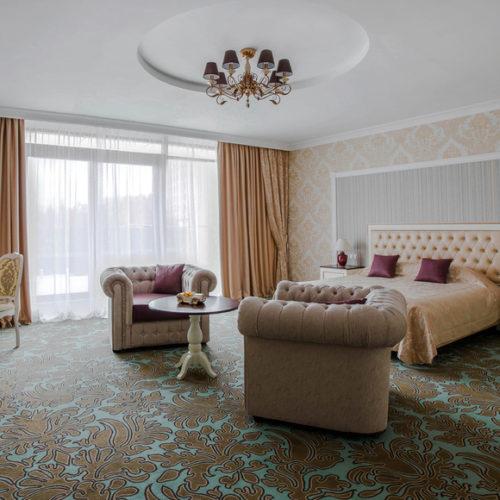 Коммерческое ковровое покрытие для гостиницы, офиса, ресторана