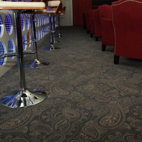 Коммерческое ковровое покрытие для офиса, кафе, ресторана, гостиницы. Полиамид. Коллекция Diana