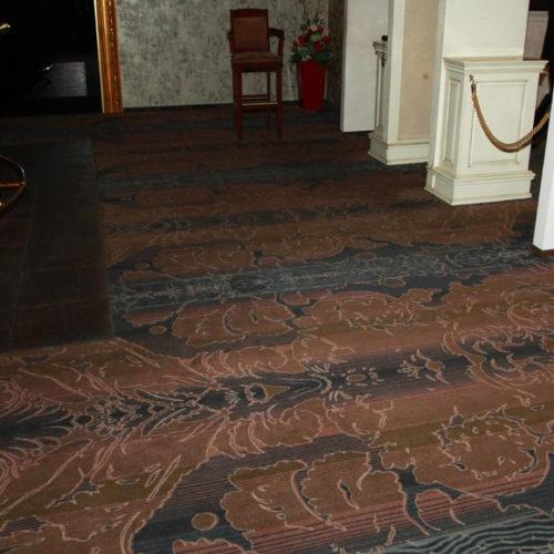 Коммерческое ковровое покрытие для боулинга, ресторана, конференц зала, гостиницы