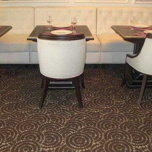 Коммерческое ковровое покрытие для гостиницы, ресторана. Полиамид. Коллекция Giunone, Италия