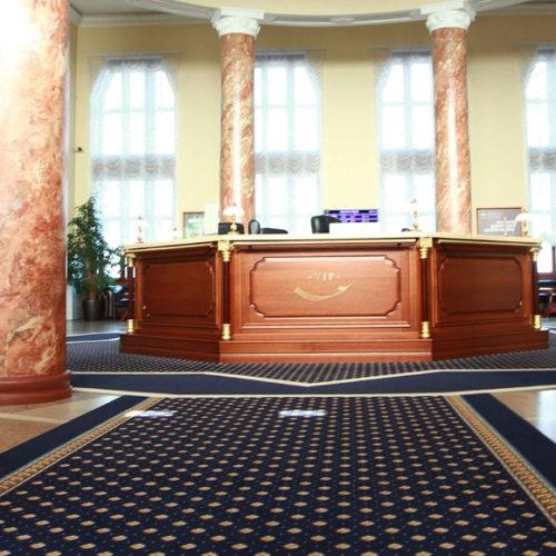 Коммерческое ковровое покрытие. Для конференц зала, гостиницы, кинотеатра.