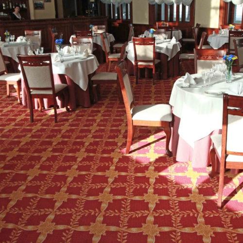 Коммерческое ковровое покрытие для ресторана, офиса, гостиницы