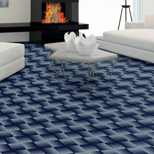 Фото Коммерческое ковровое покрытие. Индивидульный дизайн