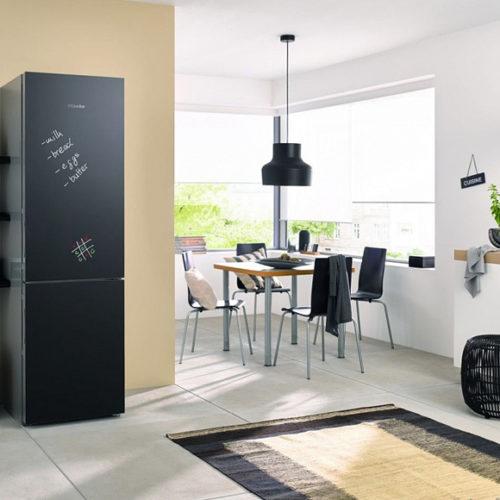 фото Хит продаж! Отдельностоящие холодильники с нижней морозильной камерой. Miele KFN 29283D