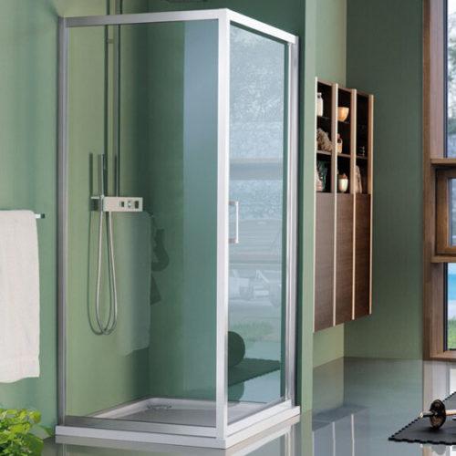 Фото Душевая кабина в стиле минимализм. Возможен любой размер, отделка стекла.