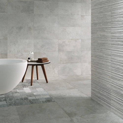 Фото Плитка керамічна великих форматів на стіну і підлогу. Колекція Tempo, Іспанія