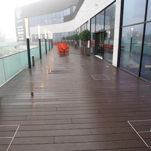 Террасная доска для балкона. Древесный композит. Коллекция Classic, Польша