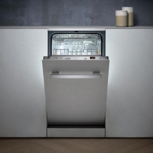 фото Полновстраиваемая посудомоечная машина с ручкой на фасаде. Модель G 7560 SCVi