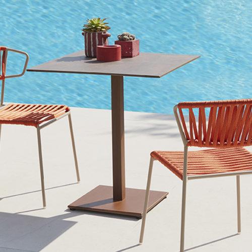 фото Меблі для відкритих майданчиків, тераси, басейну. Колекція Lisa Filo, Італія