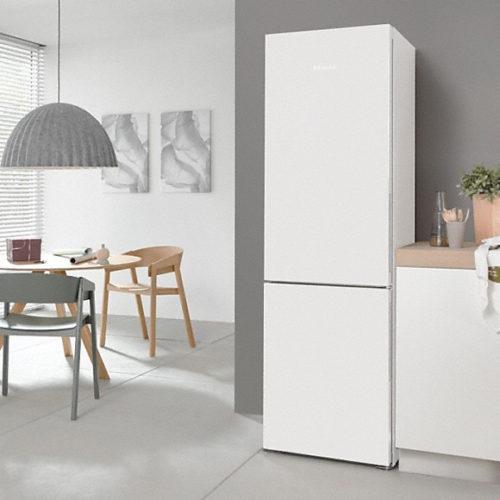 фото Холодильник с нижней морозильной камерой отдельностоящий KFN 28132 d.