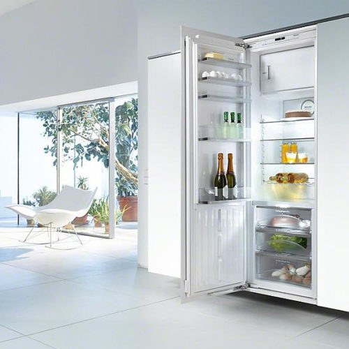 фото Холодильник отдельностоящий c морозильной камерой KFN29162Dedcs.