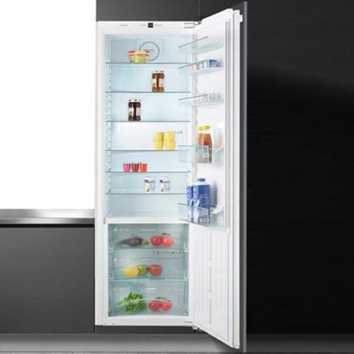 фото Холодильник встроенный с нижней морозильной камерой. Модель К 37272 id.