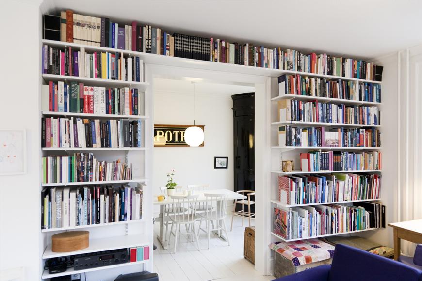 фото ССистема зберігання для бібліотекі. Металева конструкція. Гарантія 10 років. Elfa, Швеція
