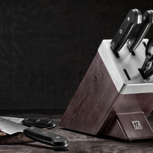 Набор ножей в колоде Zwilling. Коллекция Gourmet, Германия