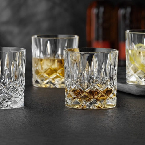 Стаканы для виски. Хрустальное стекло Nachtmann,Германия
