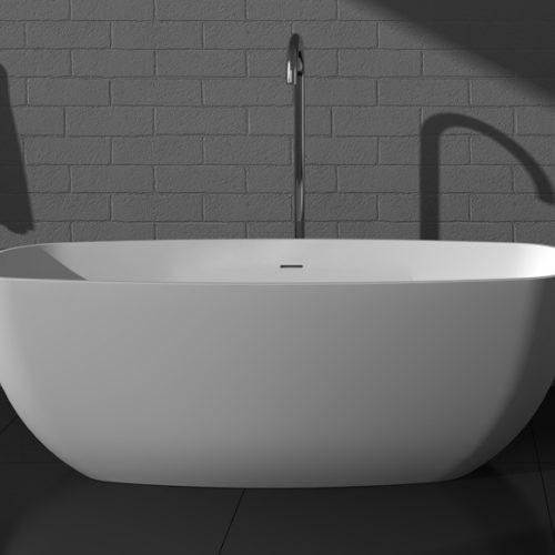 Ванна из каменной массы. Коллекция Coco, Австралия