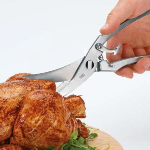 Ножницы для птицы с пружиной. Gefu, Германия